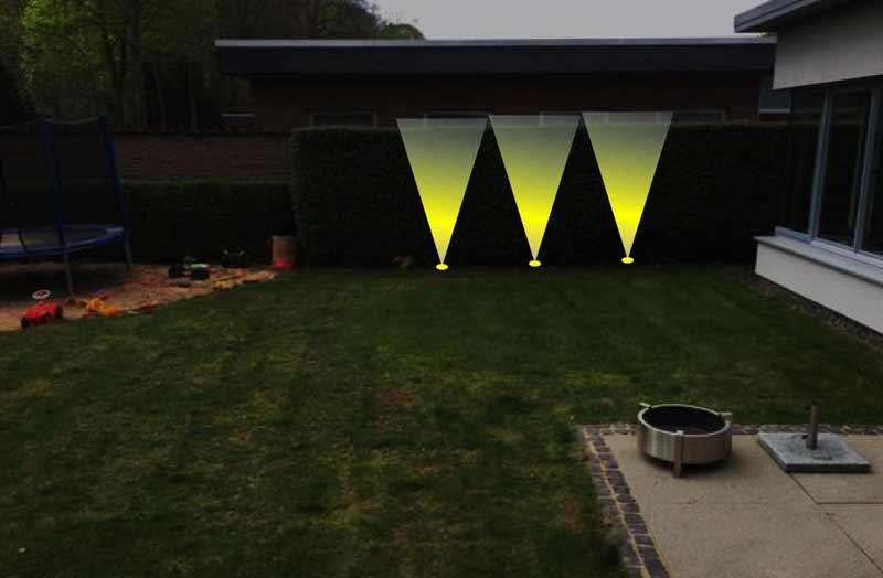Lichtplanung gartenbeleuchtung gartenbau und - Gartenbau erftstadt ...