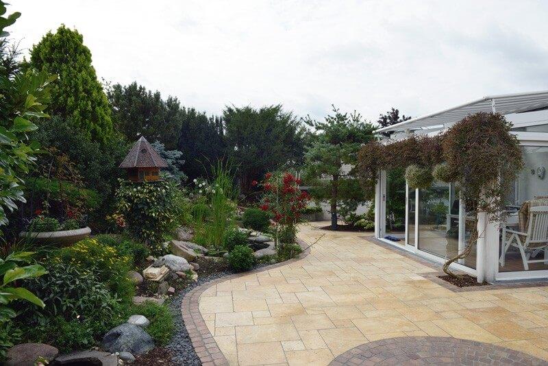 Kleiner Garten Gartenbau Köln