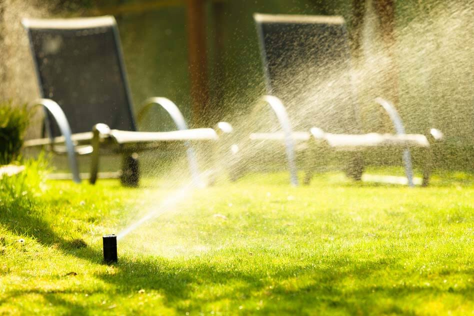 Automatische Gartenbewässerung Köln