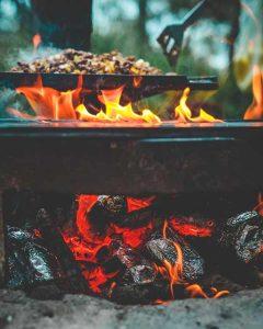 Outdoor Küche